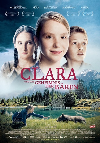 Клара и тайна медведей / Clara und das Geheimnis der Baren / Clara and the Secret of the Bears (2013) BDRip