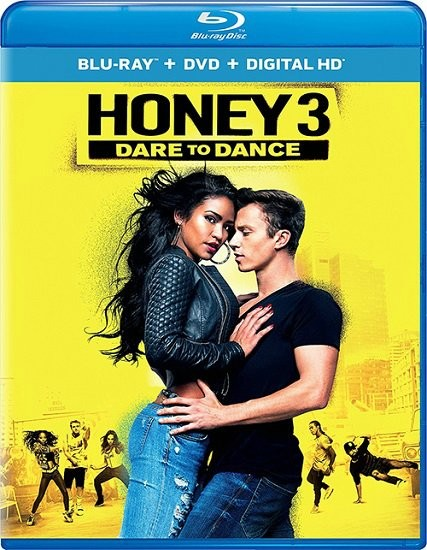 Лапочка 3 / Honey 3: Dare to Dance (2016) HDRip | Лицензия
