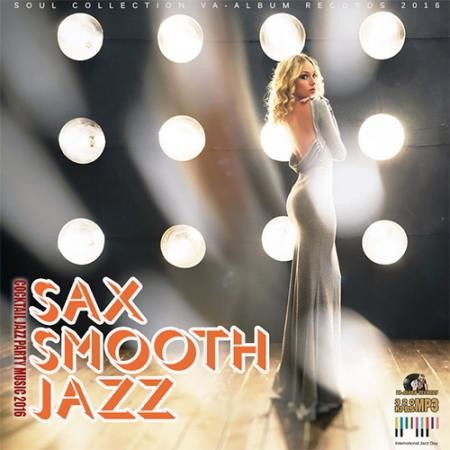 VA - Sax Smooth Jazz (2016) MP3