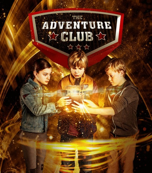 Клуб приключений / The Adventure Club (2017) WEB-DLRip