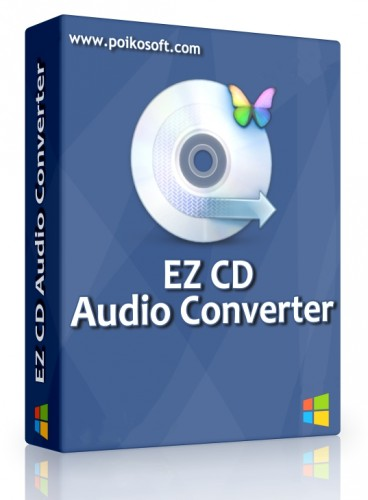 EZ CD Audio Converter 6.0.4.1 Ultimate (2017) PC | + Portable