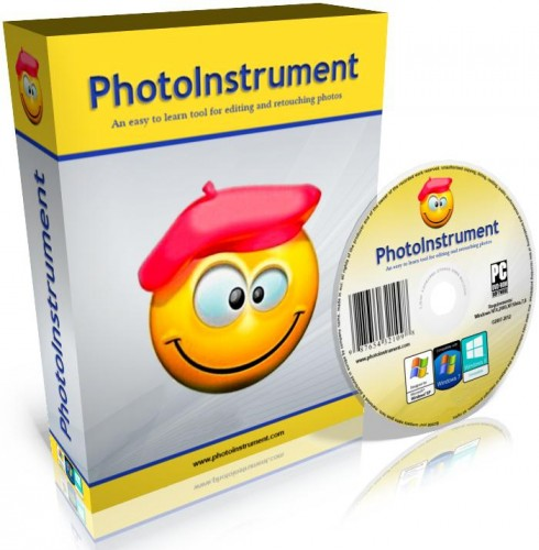 PhotoInstrument 7.6 Build 928 (2017) РС | + Portable