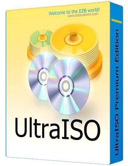 UltraISO Premium Edition 9.7.0.3476 Retail [DC 12.08.2017] (2017) PC