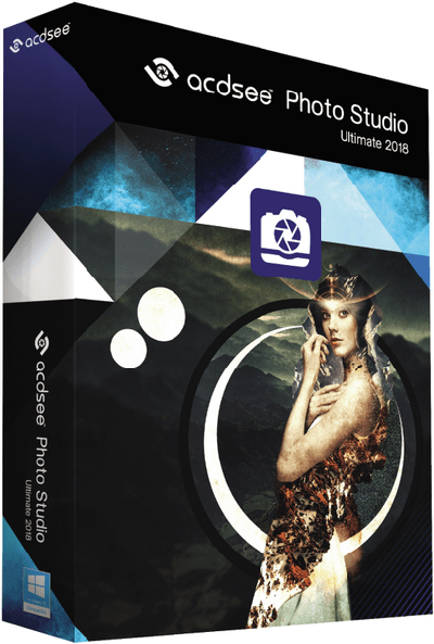ACDSee Photo Studio Ultimate 2018 11.0.1196 [10.09.2017] (2017) PC