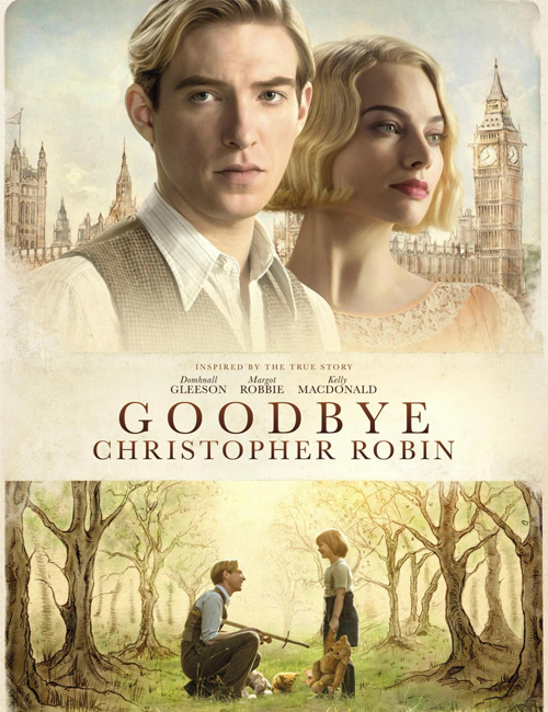 Прощай, Кристофер Робин / Goodbye Christopher Robin (2017) WEB-DL 1080p