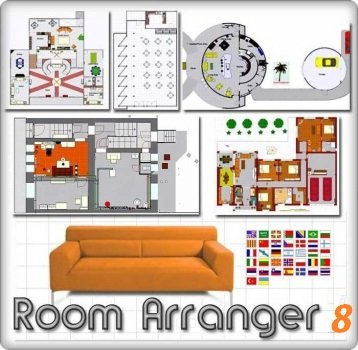 Room Arranger 9.5.3.610 (2018) PC | Portable