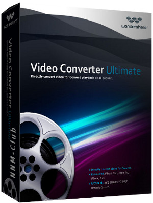 Wondershare Video Converter Ultimate 10.2.3.163 (2018) PC
