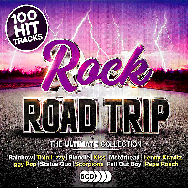 VA - Rock Road Trip: The Ultimate Collection [5CD] (2018) MP3