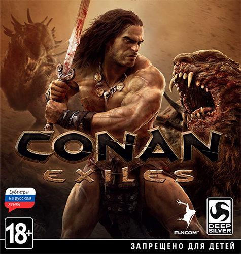 Conan Exiles [build 104617 + DLCs] (2018) PC | Лицензия