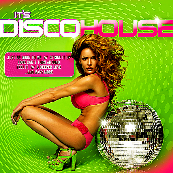 VA - It's Disco House (2018) MP3