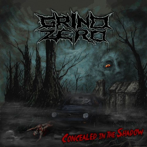 Grind Zero - Concealed In The Shadow (2018) MP3