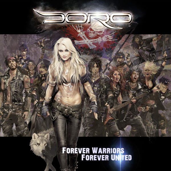 Doro - Forever Warriors, Forever United [2CD] (2018) MP3