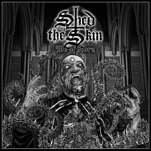 Shed The Skin - We Of Scorn (2018) MP3