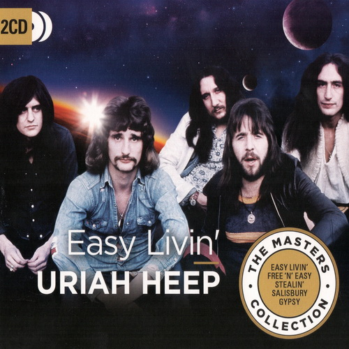 Uriah Heep - Easy Livin' [2CD Limited Edition] (2018) MP3