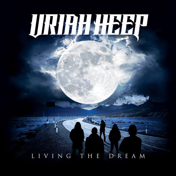 Uriah Heep - Living the Dream [Japanese Edition] (2018) MP3