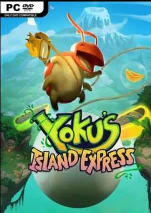 Yoku's Island Express [v 1.2] (2018) PC | Лицензия