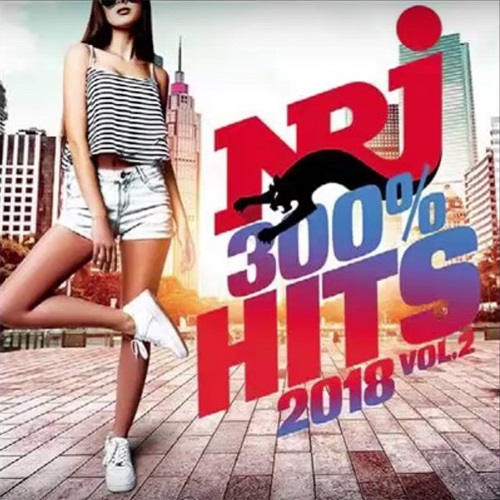 VA - NRJ 300% Hits 2018 Vol.2 [3CD] (2018) MP3