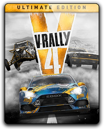 V-Rally 4: Ultimate Edition [v 1.03 + DLCs] (2018) PC