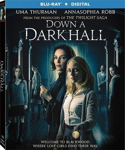 Дальше по коридору / Down a Dark Hall (2018) BDRip 1080p